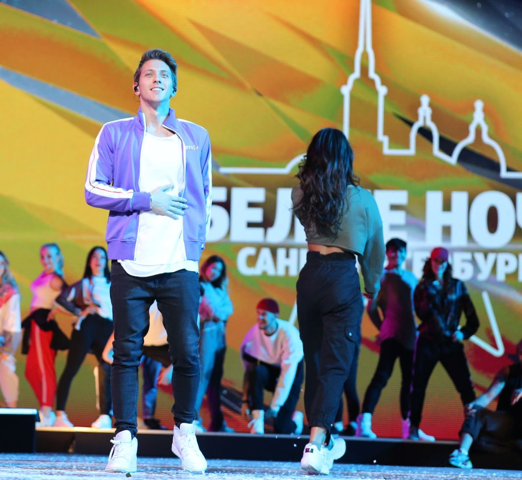 ЮрКисс на Международном музыкальном фестивале «Белые Ночи Санкт-Петербурга» 2019