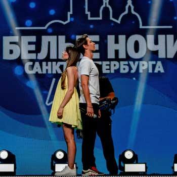 ЮрКисс стал участником Ежегодного музыкального Фестиваля «Белые Ночи Санкт-Петербурга»